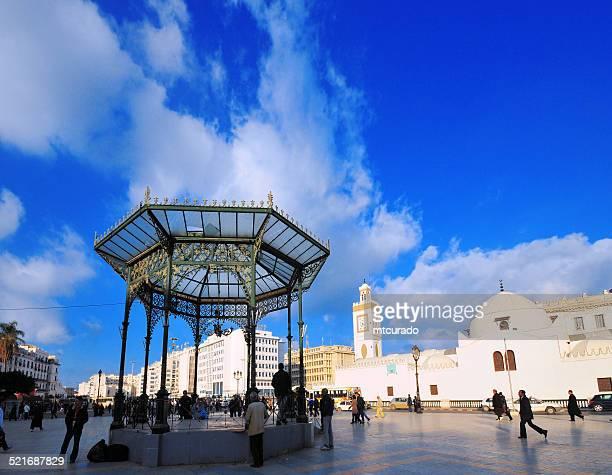 Algiers, Algeria: Martyrs square
