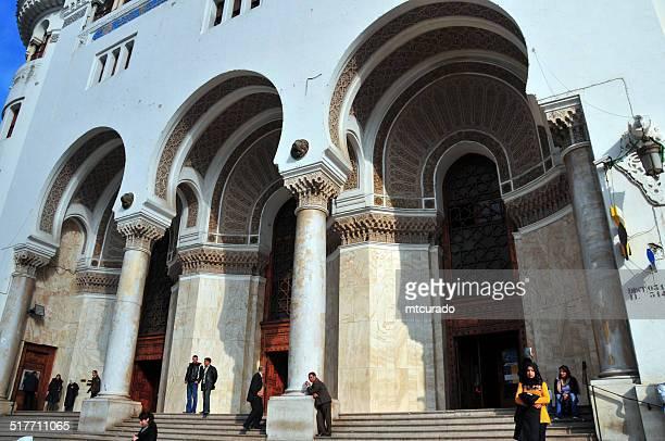 Alger, Algérie: La poste centrale