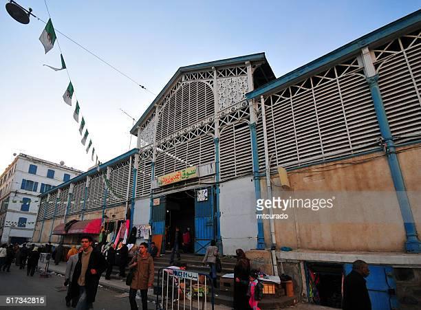 Algiers, Algeria: the 'covered market