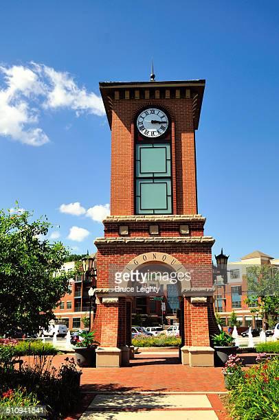 Algonquin Clock Tower