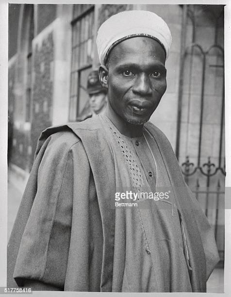 Alhaji Abubakar Tafawa Balewa Prime Minister of Nigeria in London