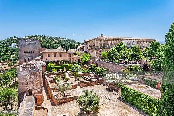 Alhambra de Granada Palaces