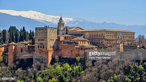 Alhambra, Granada, Andalusia