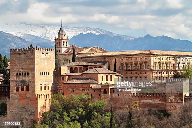 Alhambra de Grenade, Espagne