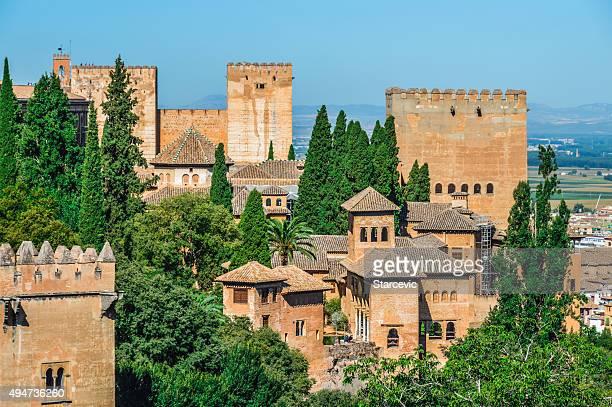 Alhambra, l'une des Sept nouvelles merveilles du monde