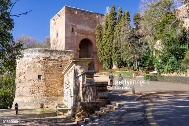 Alhambra Palace main gate