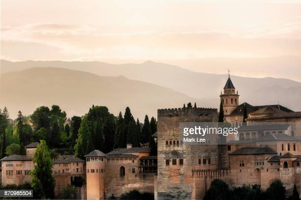 alhambra - alhambra spain stock pictures, royalty-free photos & images
