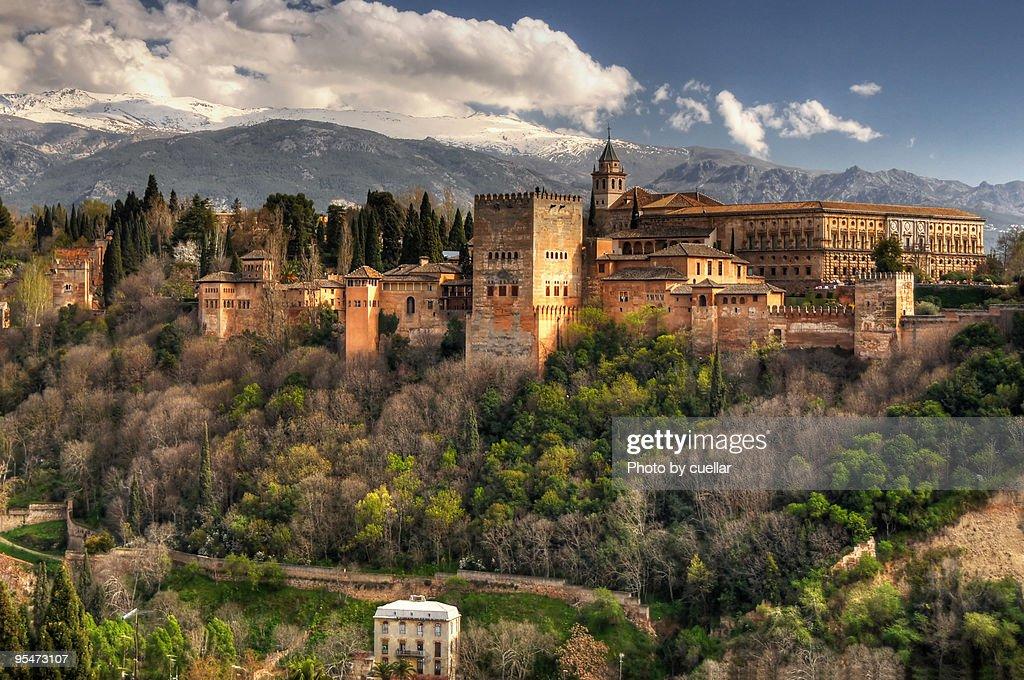 Alhambra : Foto de stock