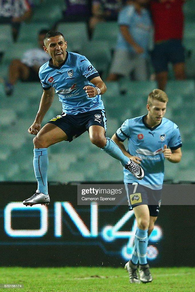 A-League Rd 27 - Sydney v Perth