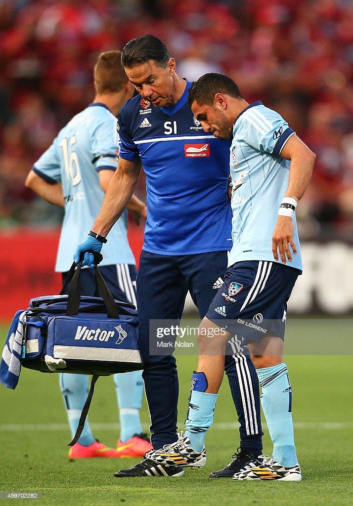 A-League Rd 8 - Western Sydney v Sydney