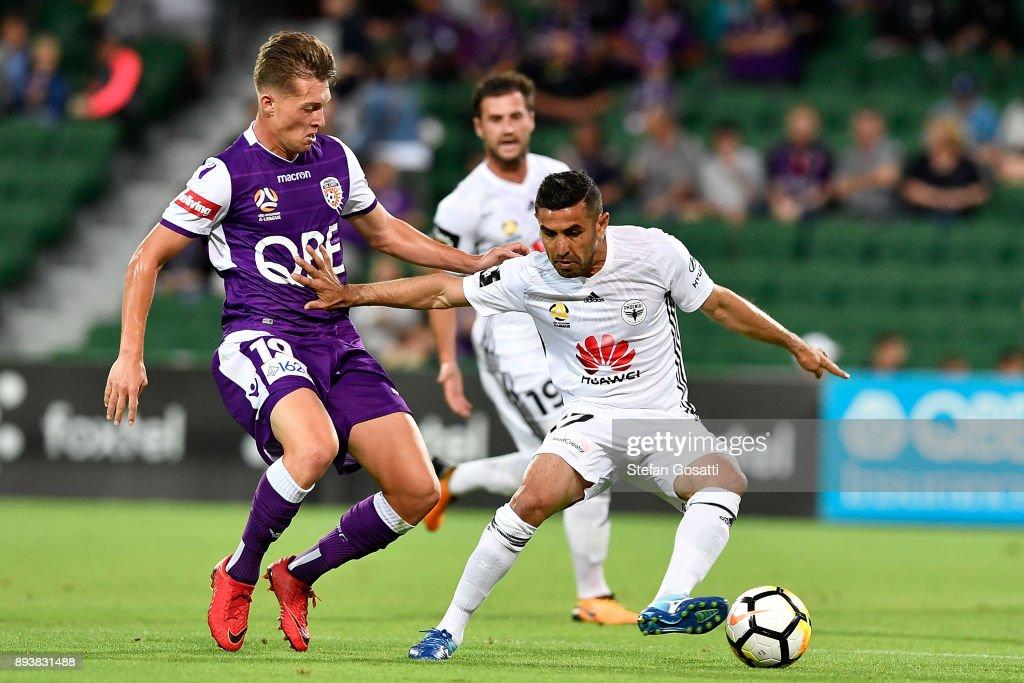 A-League Rd 11 - Perth v Wellington