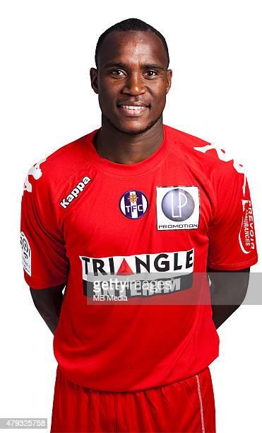 Ali Ahamada Portrait Officiel Toulouse Ligue 1 Saada / Icon Sport/MB Media