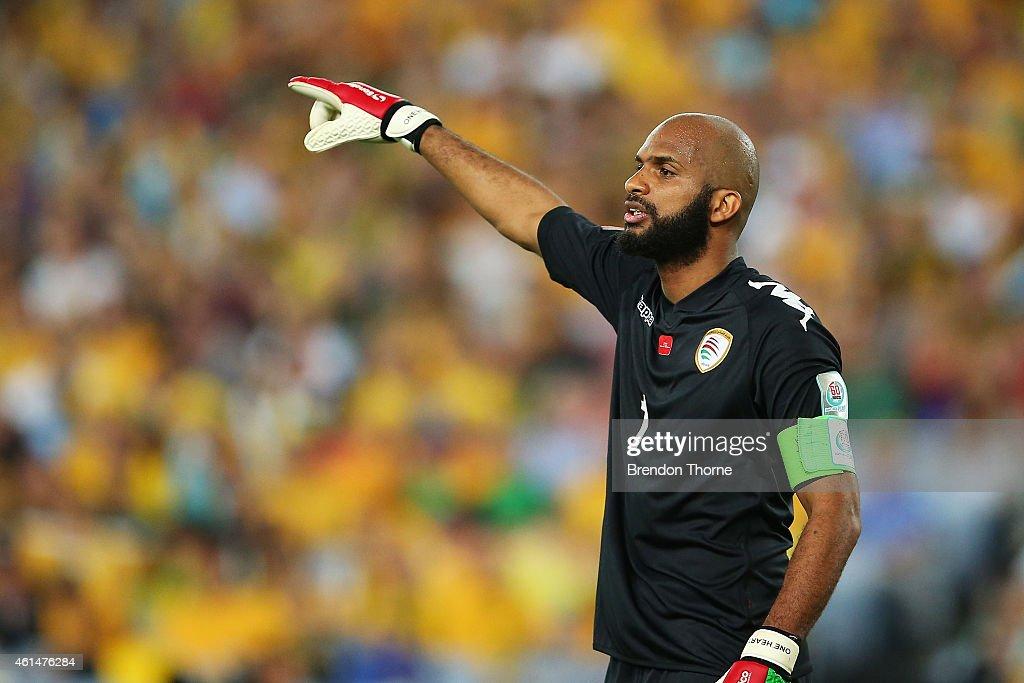 Oman v Australia - 2015 Asian Cup : News Photo