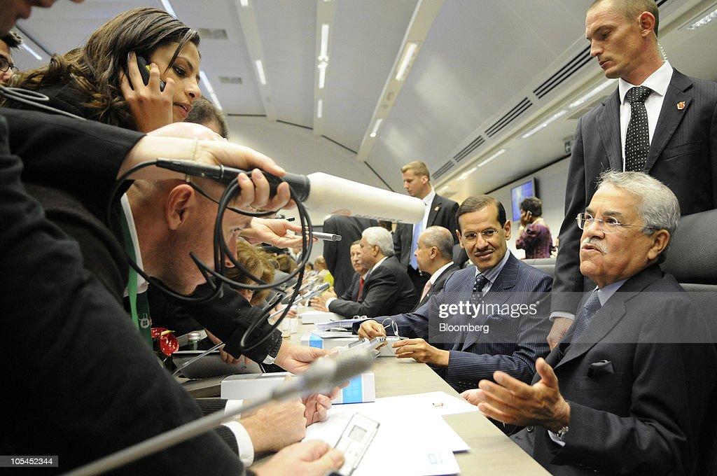 OPEC Oil Meeting
