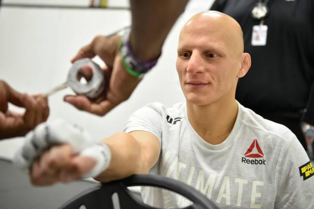 NV: UFC Fight Night Lewis v Oleinik