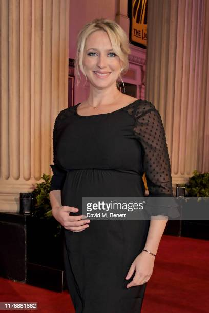 Ali Bastian attends the 20th anniversary gala performance of The Lion King at The Lyceum Theatre on October 19 2019 in London England