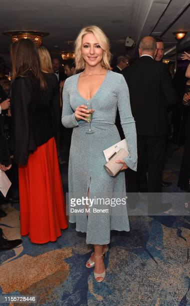 Ali Bastian attends The Caudwell Children Butterfly Ball at The Grosvenor House Hotel on June 13 2019 in London England