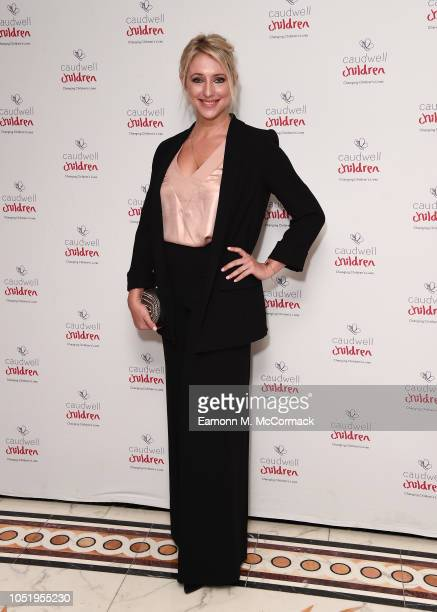 Ali Bastian attends the Caudwell Children London Ladies Lunch held at The Dorchester on October 12 2018 in London England