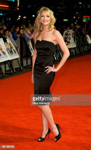 Ali Bastian attends the UK Premiere of Me Orson Welles at Vue West End on November 18 2009 in London England x