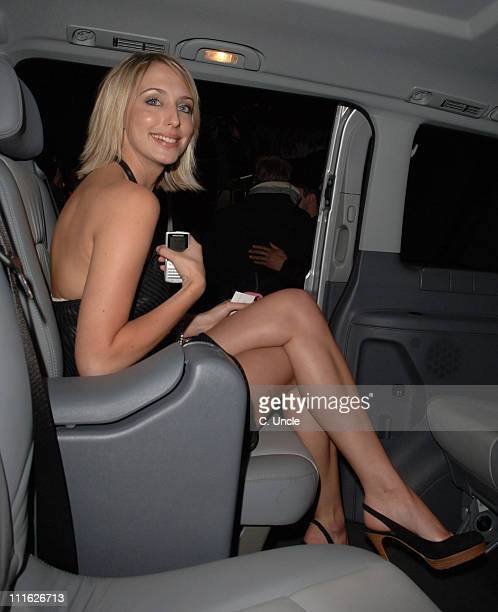 Ali Bastian during Glamour Women of the Year Awards After Party at MO*VIDA in London Great Britain