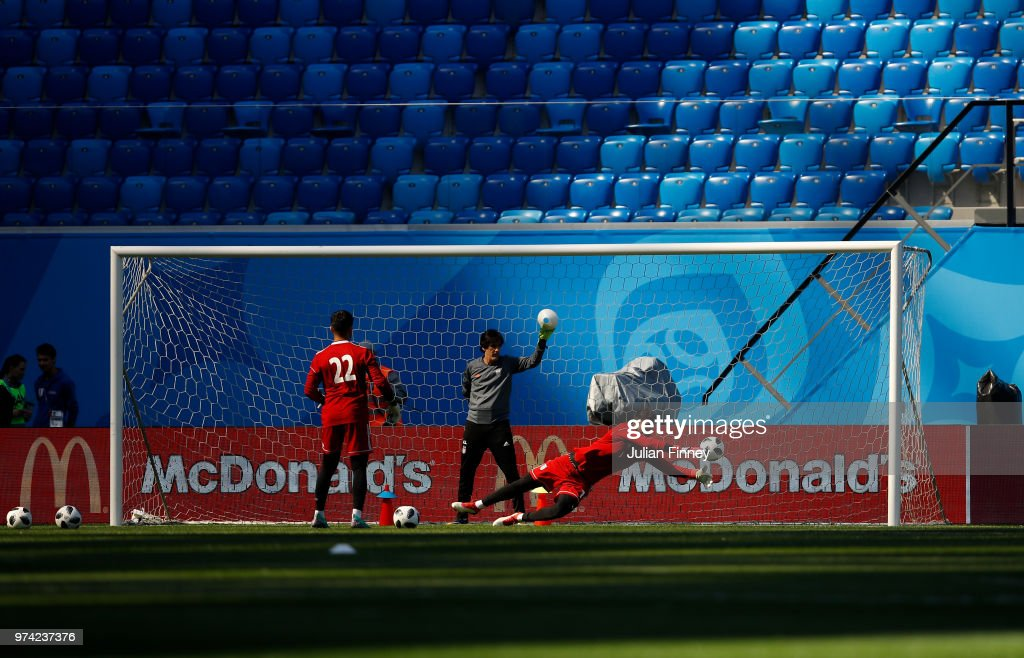 Previews - 2018 FIFA World Cup Russia : News Photo
