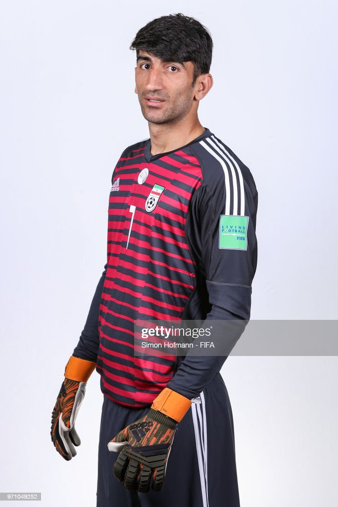 Iran Portraits - 2018 FIFA World Cup Russia : News Photo