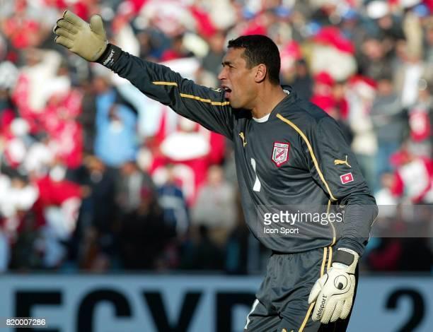 Ali BOUMNIJEL Tunisie / Maroc Finale de la coupe d'Afrique des Nations