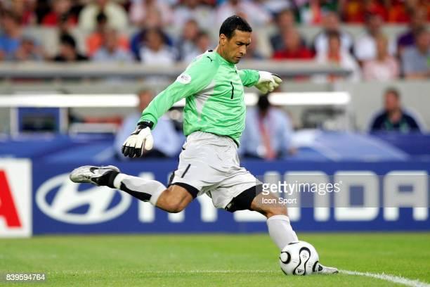 Ali BOUMNIJEL Espagne / Tunisie Coupe du Monde 2006