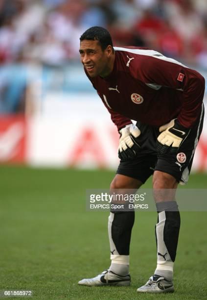 Ali Boumnijel Tunisia goalkeeper
