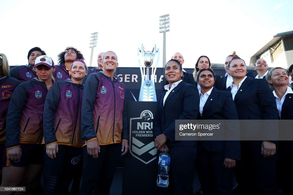 2018 NRL Grand Final Fan Day : Fotografia de notícias