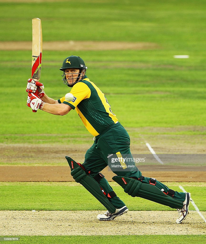 Nottinghamshire v Sussex - Friends Provident T20