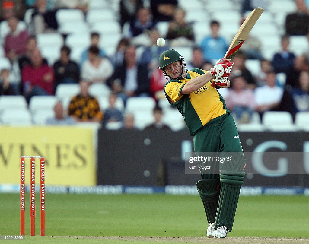 Nottinghamshire v Yorkshire - Friends Provident T20