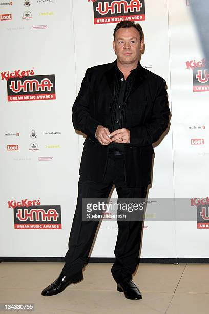 Ali Campbell of UB40 arrives at the Kickers Urban Music Awards 2007 at the New Connaught Rooms on November 3 2007 in London England