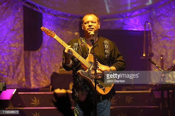 Ali Campbell of UB40 during UB40 in Concert at the Enmore Theatre in Sydney February 10 2006 at Enmore Theatre in Sydney NSW Australia