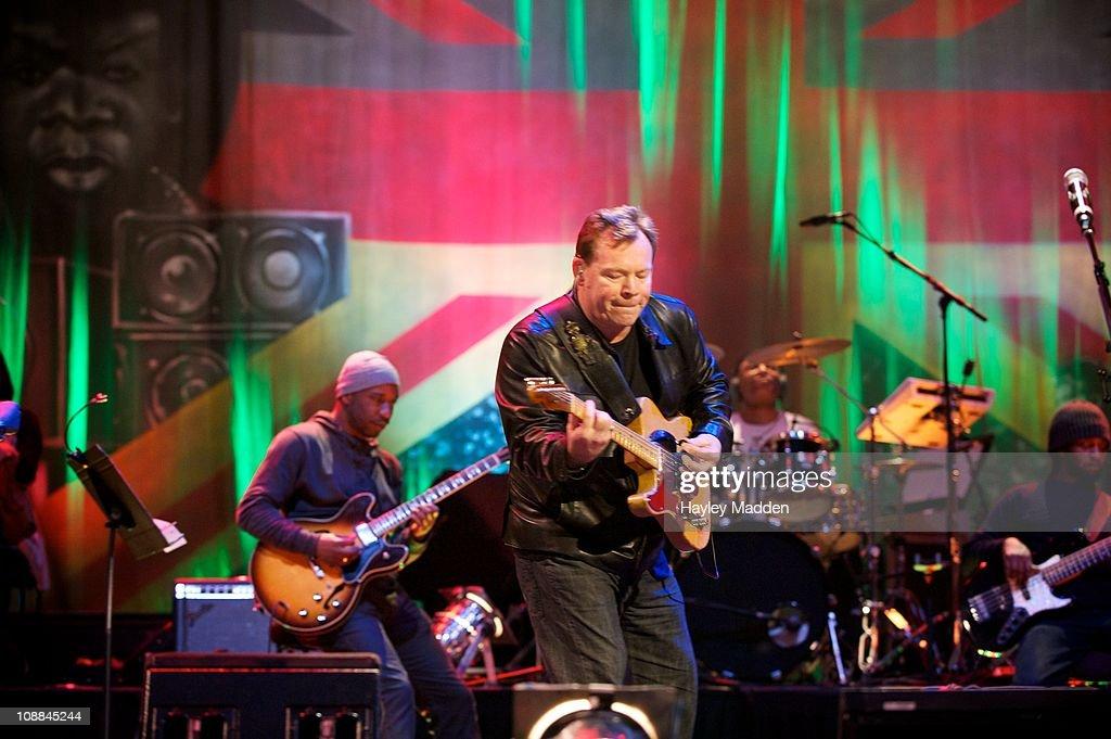 Reggae Britannia Concert At The Barbican Centre In London