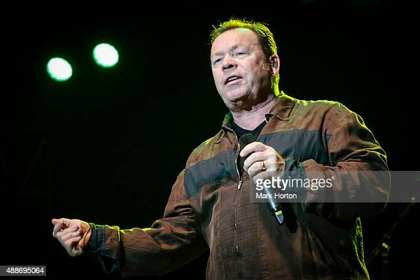 Ali Campbell of UB40 performs on Day 1 of the CityFolk Festival at Lansdowne Park on September 16 2015 in Ottawa Canada