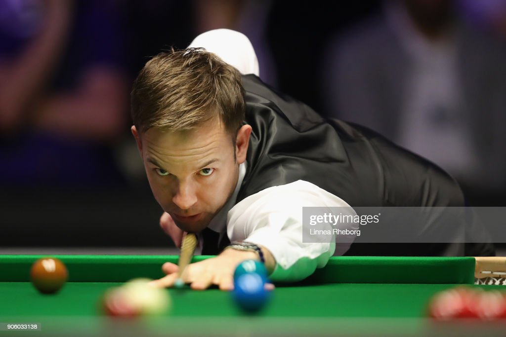 The Dafabet Masters - Day Four