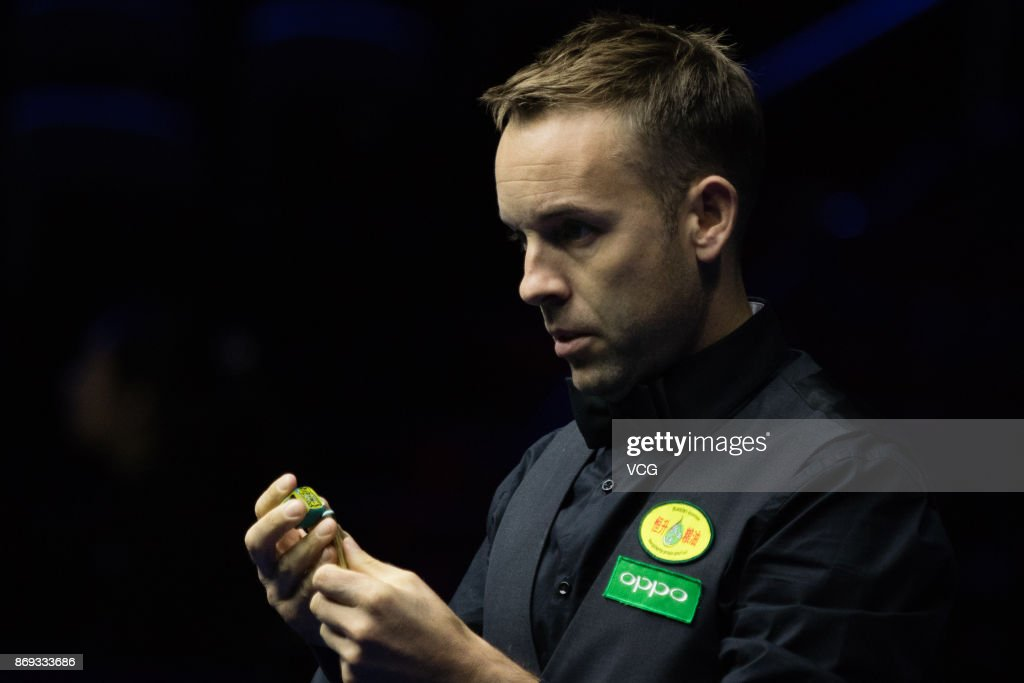 2017 World Snooker International Championship - Day 5