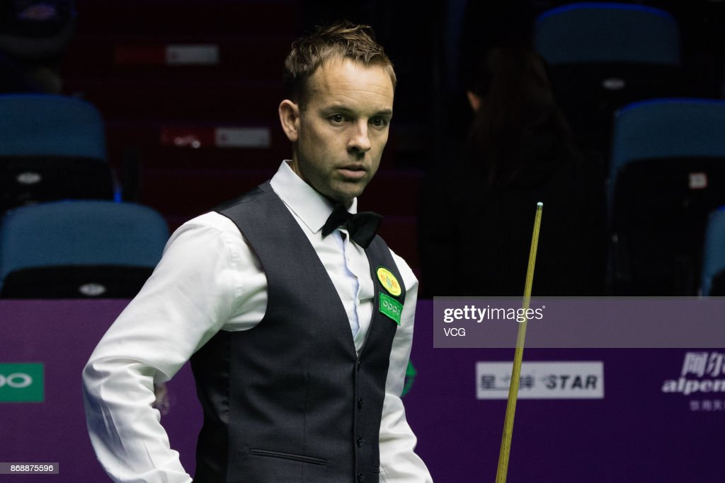 2017 World Snooker International Championship - Day 4