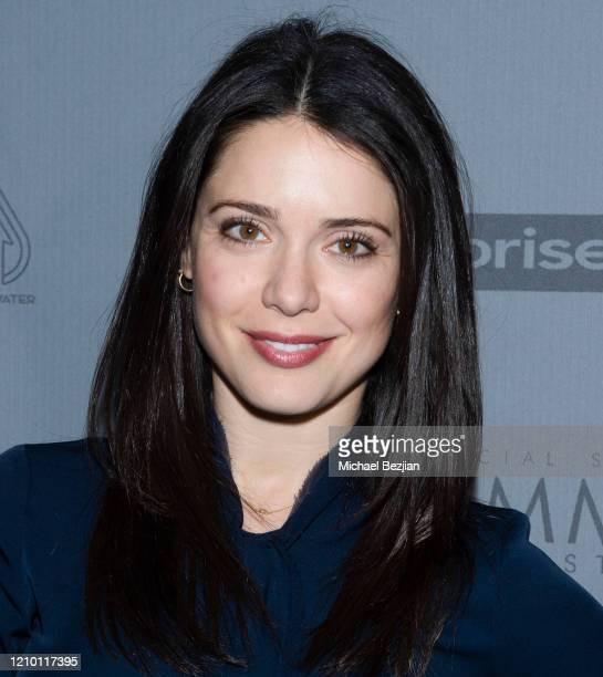 Ali Cobrin arrives at 3rd Annual Mammoth Film Festival Red Carpet - Monday on March 02, 2020 in Mammoth Lakes, California.