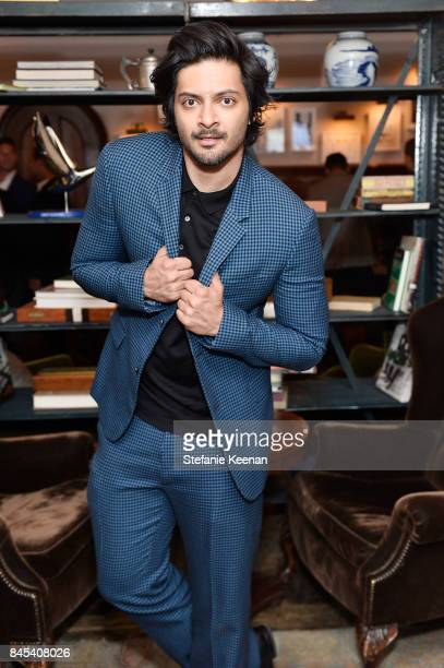 Ali Fazal at Focus Features' VICTORIA & ABDUL premiere party hosted by GREY GOOSE Vodka and Soho House on September 10, 2017 in Toronto, Canada.
