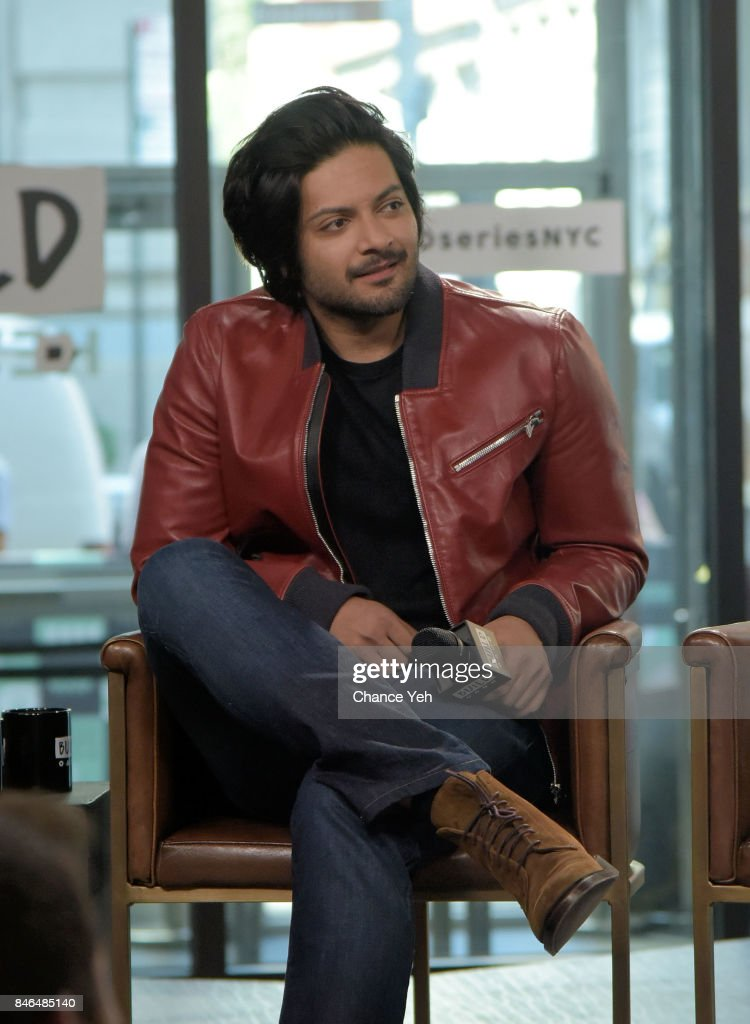 Ali Fazal attends Build series to discuss 'Victoria & Abdul' at Build Studio on September 13, 2017 in New York City.
