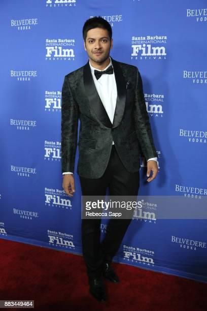 Ali Fazal attends Santa Barbara International Film Festival Kirk Douglas Award of Excellence Dinner sponsored by Belvedere Vodka honoring Dame Judi...