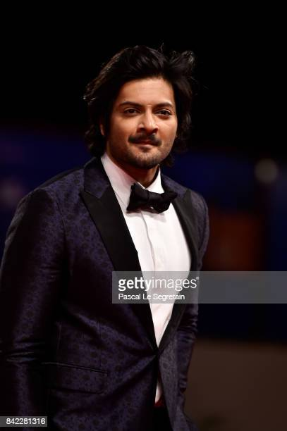 Ali Fazal walks the red carpet ahead of the 'Victoria Abdul' screening and JaegerLeCoultre Glory To The Filmaker Award 2017 during the 74th Venice...