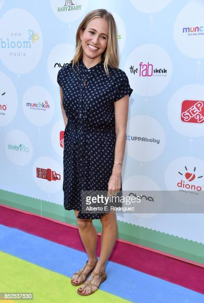 Ali Fedotowsky at Step 2 Presents 6th Annual Celebrity Red CARpet Safety Awareness Event on September 23 2017 in Culver City California