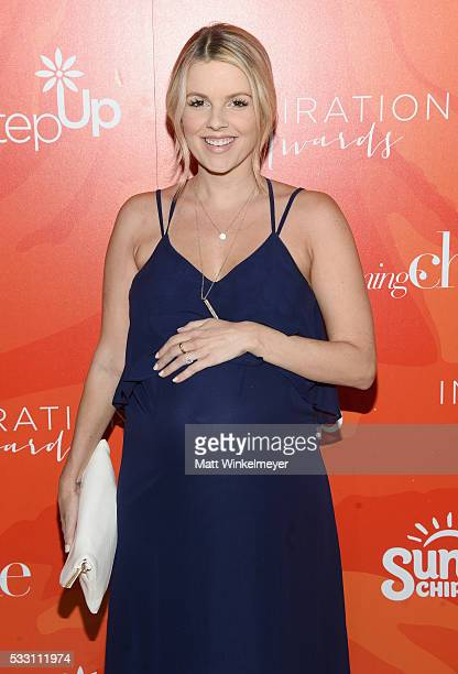 Ali Fedotowsky attends Step Up's 13th Annual Inspiration Awards at The Beverly Hilton Hotel on May 20 2016 in Beverly Hills California