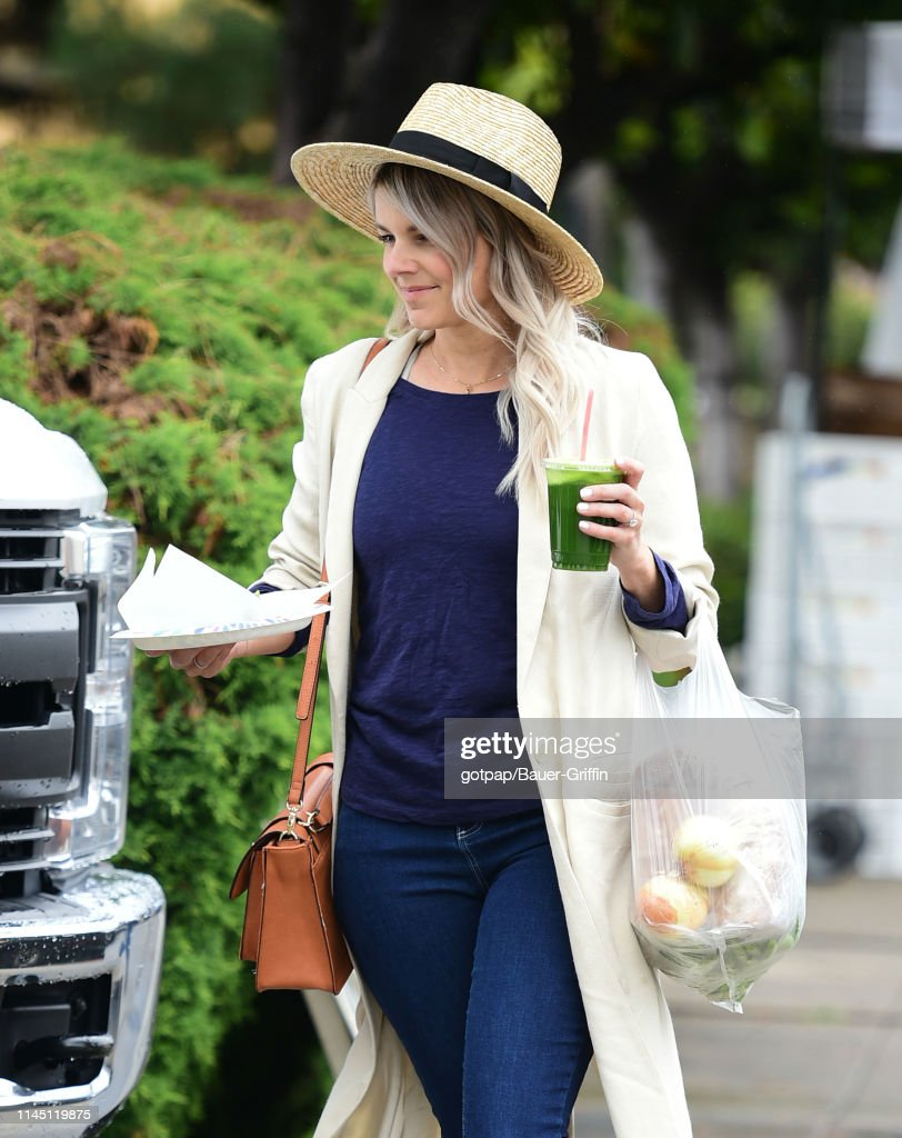 CA: Celebrity Sightings In Los Angeles - May 19, 2019