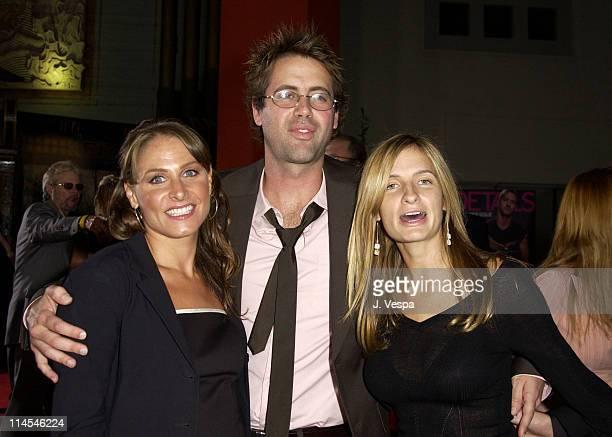 Ali Forman, Writer/Director James Cox & Holly Wiersma