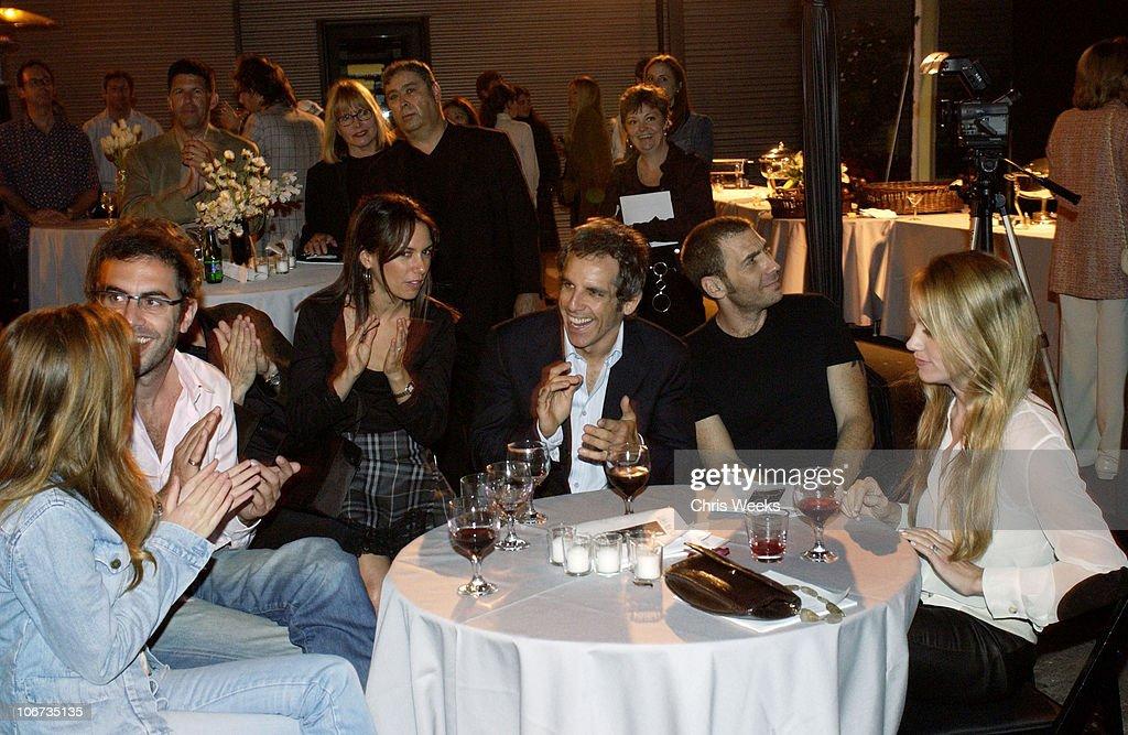 Ali G., Susanna Hoffs, Ben Stiller & Christine Taylor *Exclusive*