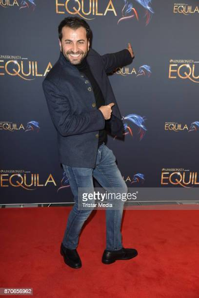 Ali Guengoermues during the world premiere of the horse show 'EQUILA' at Apassionata Showpalast Muenchen on November 5 2017 in Munich Germany